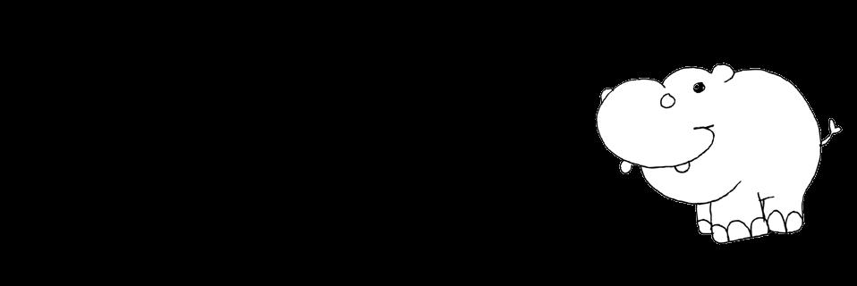 dessin-hippopotame